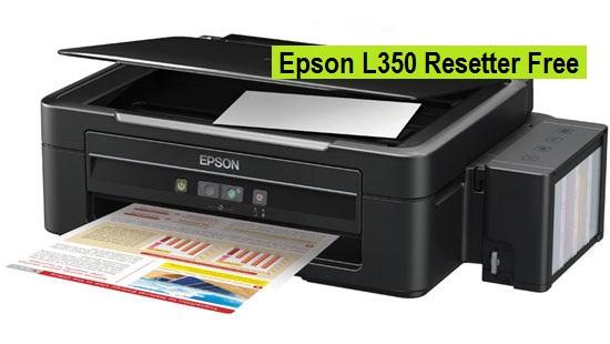 Reset Epson L350