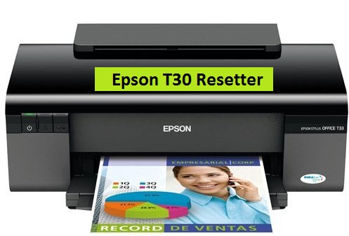 Resetter epson t30 free download