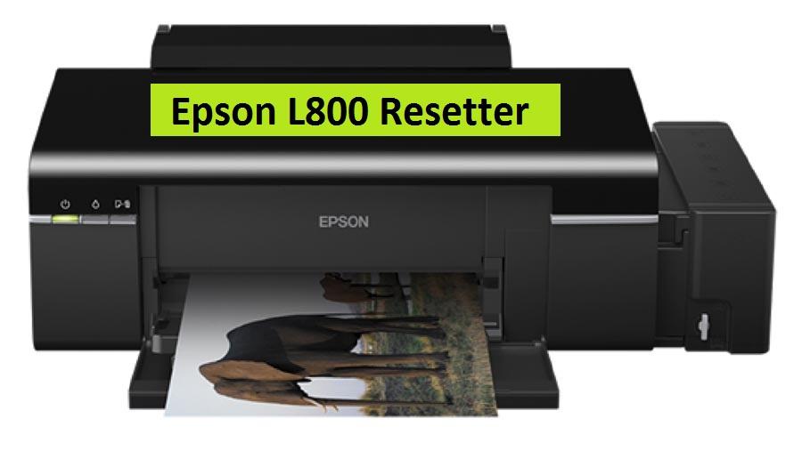 Epson L1800 Resetter