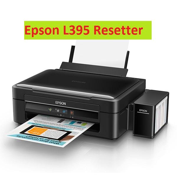 Reset Epson l395