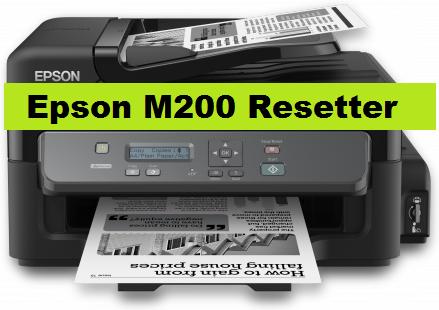 Reset Epson M200