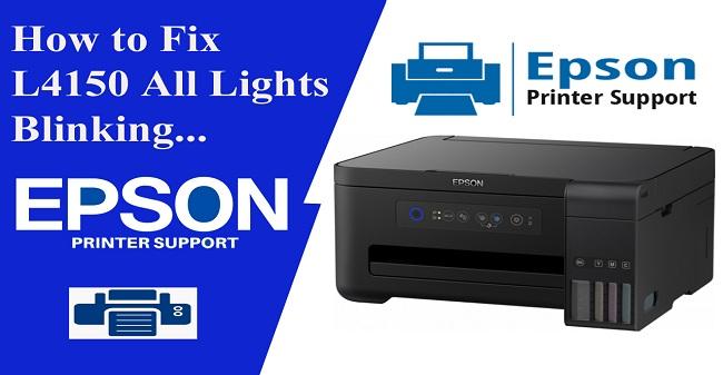 Epson L4150 Adjustment Program Reset Tool